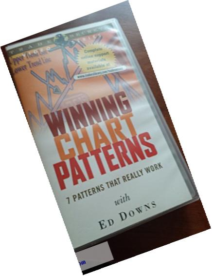 Winning Chart Patterns with Ed Downs [VHS]