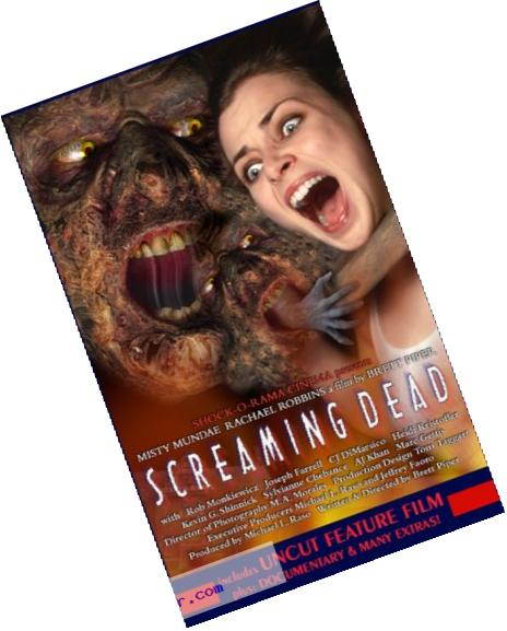 Screaming Dead [VHS]